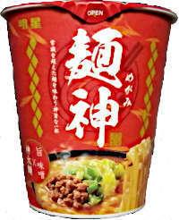 麺神:旨味噌